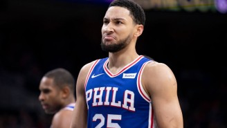 Brett Brown Challenged Ben Simmons To Shoot At Least One Three-Pointer Per Game