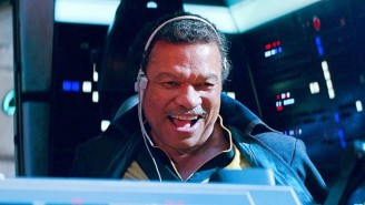 'The Rise Of Skywalker' Book Reveals A Big Twist Involving Lando Calrissian That Wasn't In The Movie