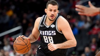 Nemanja Bjelica Hit A Deep Three At The Buzzer To Beat The Rockets