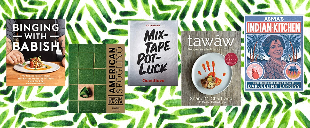 The Best Cookbooks Of 2019 To Give As Gifts This Year