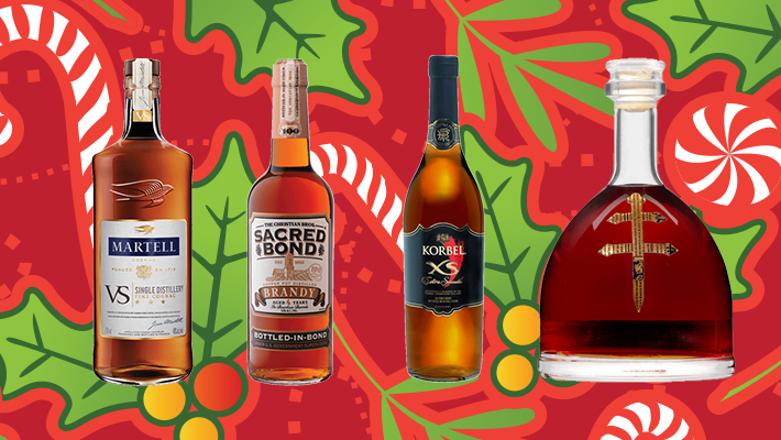 The Best Affordable Bottles Of Brandy To Serve Or Give As A Gift This Christmas