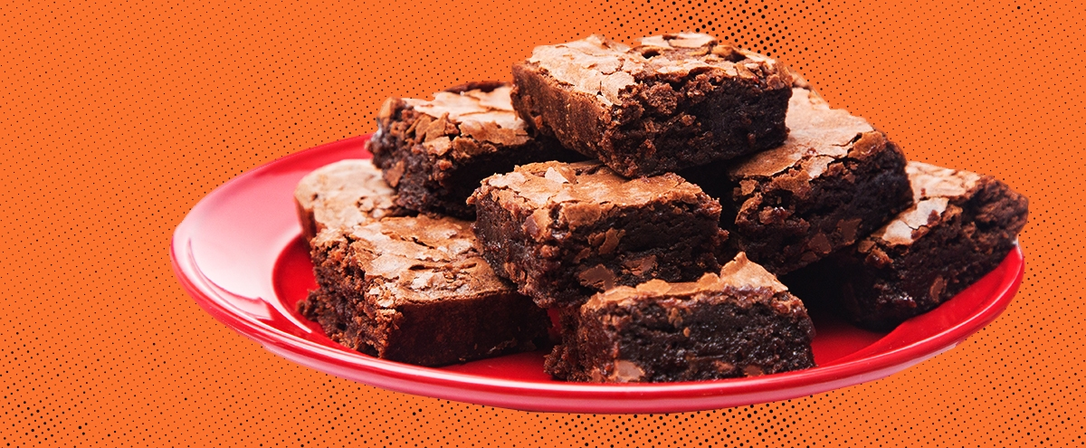 Who Doesn't Love A Brownie?