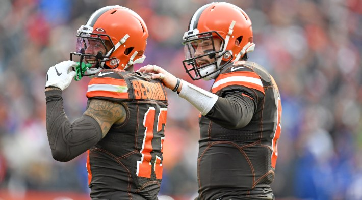 A Number Of Issues Reportedly Contribute To The 'Dysfunctional Browns Offense'