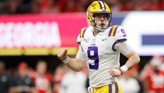 Joe Burrow Won The 2019 Heisman Trophy After A Dominant Year For LSU