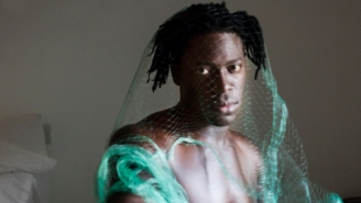 Moses Sumney Begs To Be Seen In The Touching New Track, 'Polly'