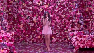 Camila Cabello Sings 'Living Proof' And Some Google Translated Songs On 'The Tonight Show'