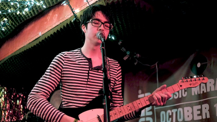 Car Seat Headrest S There Must Be More Than Blood Video Is Acoustic