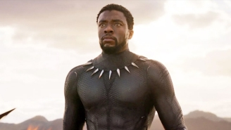 'Black Panther' Got A New Opening Credits Tribute To Chadwick Boseman On Disney+