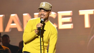 Chance The Rapper Takes His Big Husband Energy To New Levels On The Cover Of 'Parents' Magazine
