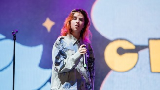 Clairo Gets Real About Mental Health During The Pandemic On 'Just For Today'