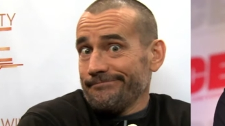 CM Punk Still Doesn't Like Hulk Hogan Very Much