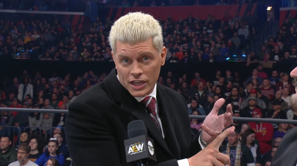 The Ins And Outs Of AEW Dynamite 12/4/19: Lexicon Standoff