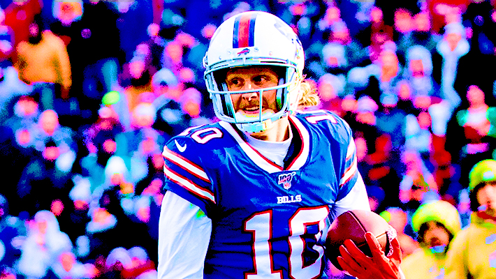 Cole Beasley Doesn't Need To Prove The Buffalo Bills Are For Real This Year