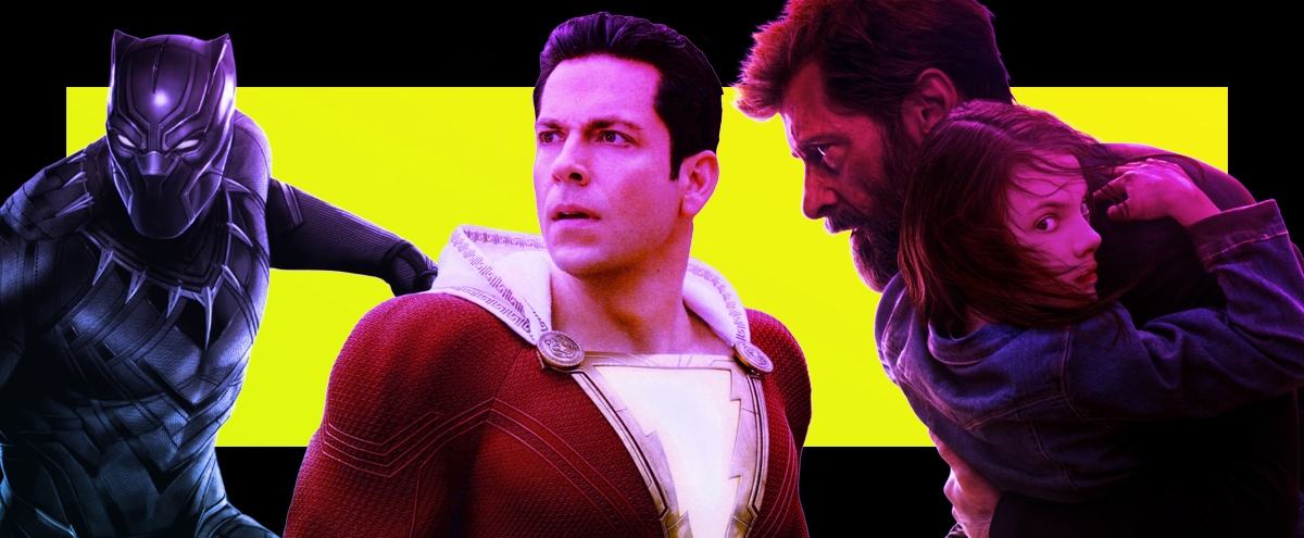 The Best Comic Book Movies Of The Decade