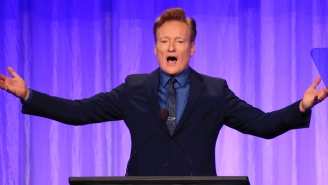 Conan O'Brien Has Revealed Which Clip From His Show Was The First To Break 100 Million Views