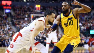 Proof In Persistence: Mike Conley And Fred VanVleet Meet In The Middle