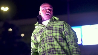 DaBaby Won't Get Involved In A Diss Track Feud Because He Thinks It's Just A Distraction