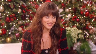 Dakota Johnson's Extremely Awkward Interview With Ellen Might Be Due To George W. Bush