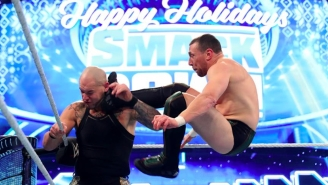 The Best And Worst Of WWE Friday Night Smackdown 12/20/19: Kiss From A Rose