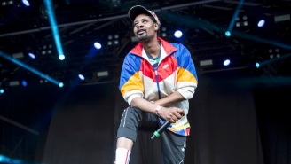 Danny Brown Says He Can't Play 'Grand Theft Auto V,' A Game He Is In