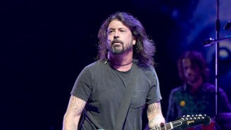 Dave Grohl Explains Why The Charity Foo Fighters Cover Made Him 'Really Emotional'
