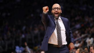 Gregg Popovich Says David Fizdale Was 'Thrown Under The Bus' By The Knicks