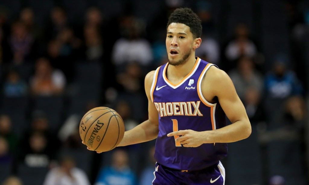 Devin Booker's Improvement Comes From Accepting He's 'Not The Best At Everything'