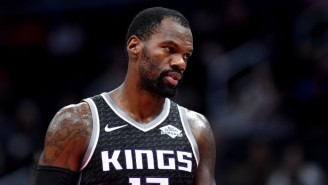 The Kings Are Reportedly Trading Dewayne Dedmon Back To The Hawks