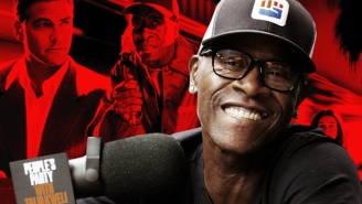 Don Cheadle Approves Of The Internet Theory About His 'Ocean's 11' Accent