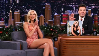 Dua Lipa Discussed Her Childhood Love Of 50 Cent, Method Man, And Redman On 'The Tonight Show'