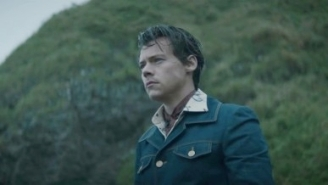 Harry Styles Teases 'Adore You' By Creating A Fake Travel Campaign For A Nonexistent Island