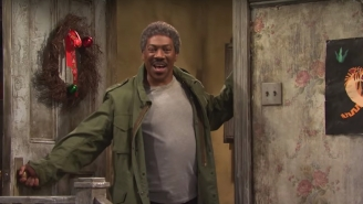 Eddie Murphy Revived 'Mr. Robinson's Neighborhood' For The Age Of Gentrification On 'SNL'