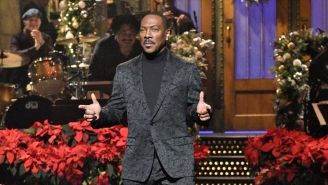Bill Cosby's Spokesperson Calls Eddie Murphy A 'Hollywood Slave' After Murphy's 'SNL' Joke At Cosby's Expense