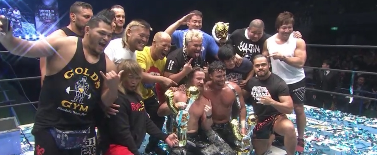 The Best And Worst Of NJPW: World Tag League 2019 Final