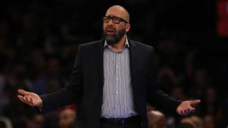 The Knicks Have Reportedly Fired Head Coach David Fizdale