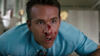 Ryan Reynolds Is Stuck Inside A Video Game In The Trailer For 'Free Guy'