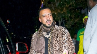 French Montana Is Releasing His New Album This Week Following His Hospital Stay
