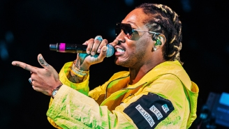 Future Tells Us How It Feels To Mentor Young Artists For '1800 Seconds, Vol. 2'