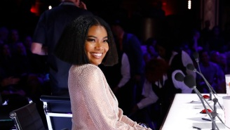 Gabrielle Union's Alleged 'America's Got Talent' Firing Over A Jay Leno Joke Gets A Response From The Comic (Kind Of)