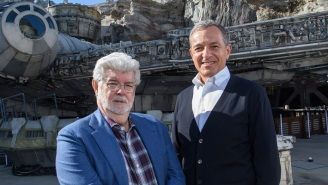 'Star Wars' Creator George Lucas Didn't Go To 'The Rise Of Skywalker' Premiere