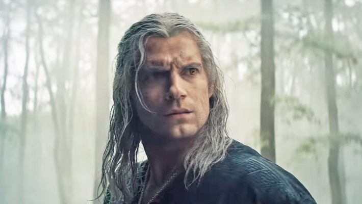 Watch Henry Cavill S The Witcher Starts Caring About