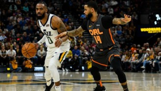 Mike Conley 'Could Miss Multiple Weeks' Due To A Hamstring Injury