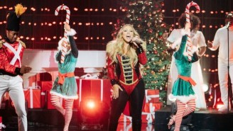Christmas Songs Occupy The Top Four Spots On The Hot 100 Chart For The First Time Ever