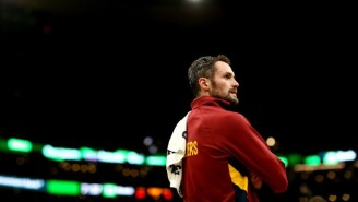 Kevin Love Called The Loneliness During Coronavirus Shutdowns 'Very, Very Scary'