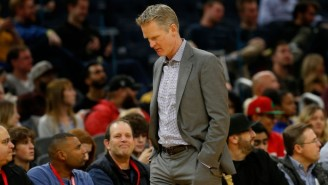 Steve Kerr Believes Golden State's Struggles Could End Up Being 'Kind Of A Good Thing'