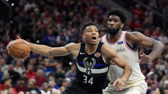 Joel Embiid Was Giannis Antetokounmpo's Kryptonite In Philly's Dominant Christmas Day Win