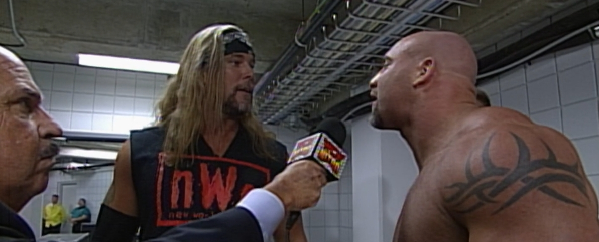 The Best And Worst Of WCW Monday Nitro 11/23/98: We Need to Talk About Kevin