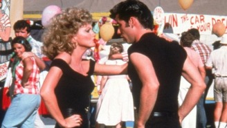 John Travolta And Oliva Newton-John Reprised Their 'Grease' Characters For The First Time In 41 Years