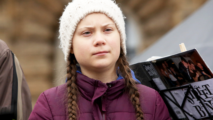 Greta Thunberg Has Out-Trolled Trump After He Mocked Her For Being Named Time's 'Person Of The Year'