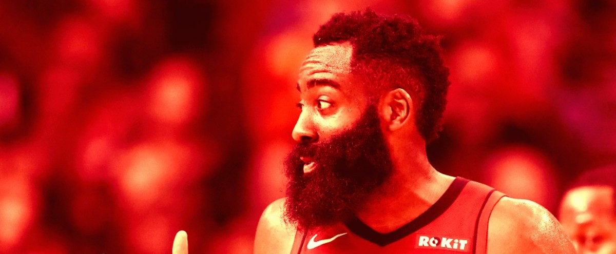 The Rockets Have Taken The Title Of The NBA's Top Villains